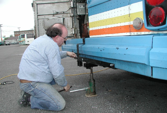 Tow Hitch Installation Near Me >> the Purchase of MY BUS